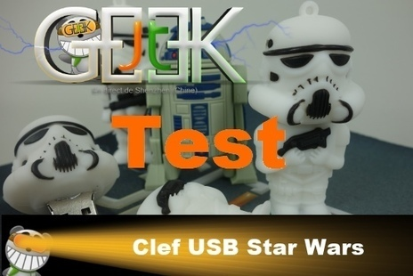 Clé USB Star Wars - JT Geek | ovni | Scoop.it