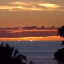 Green Flash at Sunset | The Real Hawaii | Scoop.it
