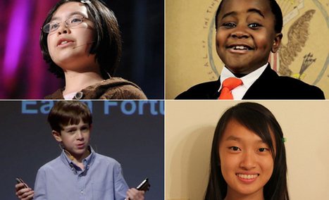 4 inspiring kids imagine the future of learning | Financial Education for Kids | Scoop.it