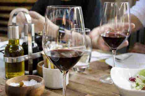A Glass Of Wine A Day May Help Control Type 2 Diabetes - NPR   Type II Diabetes information   Scoop.it