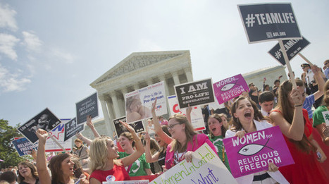 Supreme Court Birth Control Ruling May Impact Millions Of Americans | Upsetment | Scoop.it