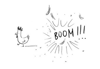 Tristan Bancks | Australian Children's & Teen Author | Kids' & YA Books: My Life & Other Exploding Chickens Game | Read Write Draw | Scoop.it