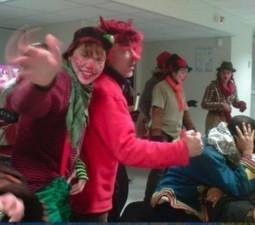 Pôle emploi occupé par des clowns pour «dénoncer les radiations abusives» | Think outside the Box | Scoop.it