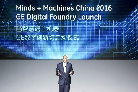 """We Have Had To Change A Lot In China,"" GE Vice Chairman John Rice Says 
