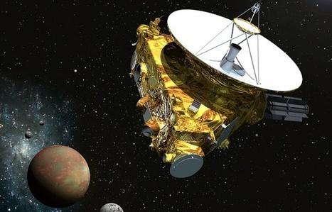 VIDEO. Pluton: Les premières photos de la sonde New Horizons | Geek or not ? | Scoop.it