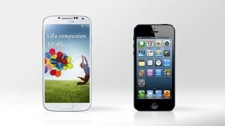 Samsung Galaxy S4 vs. iPhone 5 | Smart Phone Dominating | Scoop.it