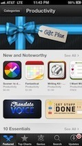 My Top 10 picks for iOS productivity apps - ZDNet (blog) | Productivity Apps | Scoop.it