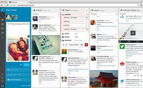 59 Free Twitter Tools and Apps That Do Pretty Much Everything | Awesome ReScoops | Scoop.it