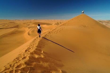 Dune del Deserto della Namibia | ViaggiSudAfrica | Scoop.it