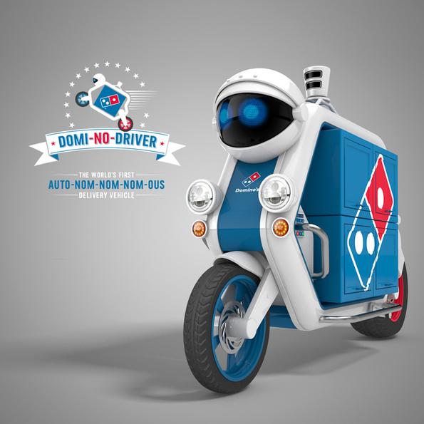 Domino S Driverless Cars
