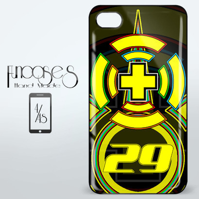 Andrea Iannone 29 iPhone 4 or 4S Case Cover from Funcases | Sport Merchandise | Scoop.it
