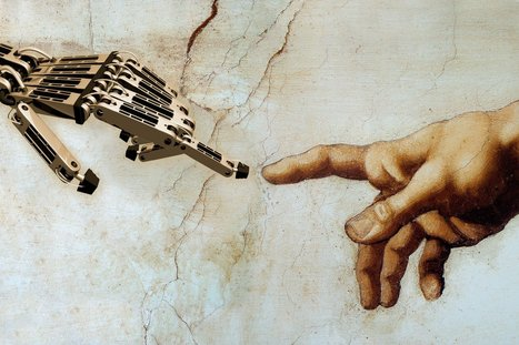 The Pentagon Basically Wants to Merge You With a Robot | Philosophy of the body | Scoop.it