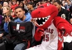Toronto Raptors recruit Drake as Brand Ambassador ... Can the Franchise Rebound? | Marketing in Motion | Scoop.it