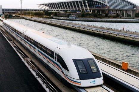 Can Magnetically Levitating Trains Run At 3,000km/h? | IFLScience | leapmind | Scoop.it