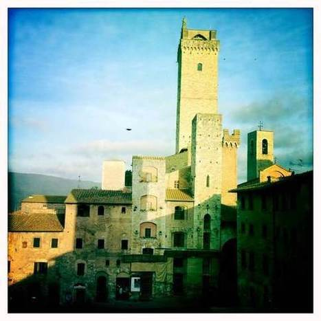 Under the Tuscan Sun: A Spring Itinerary for the Ancient Walled City of San Gimignano | Italia Mia | Scoop.it