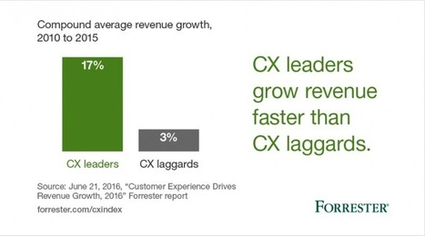Customer Experience Drives Revenue Growth, 2016 | Designing  service | Scoop.it