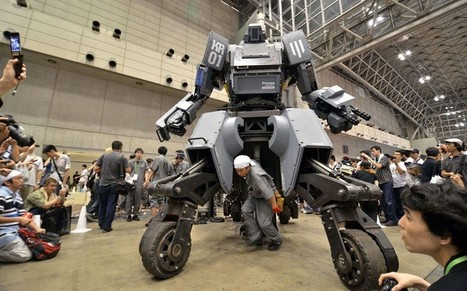 "Battlefield 'killer robots' almost a reality, campaigners warn | L'impresa ""mobile"" 