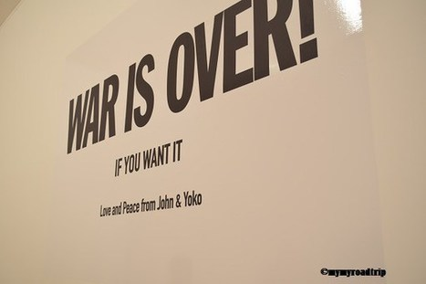 Exposition Yoko Ono au MAC de Lyon. - Mymyroadtrip - Blog de voyage - | Le Mac LYON dans la presse | Scoop.it
