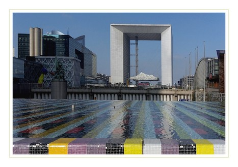 Fountain by Yaacov Agam | Art Installations, Sculpture, Contemporary Art | Scoop.it