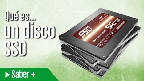 ¿Qué es... un disco SSD? | tecno4 | Scoop.it
