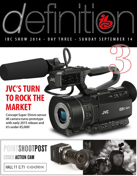 Definition Magazine - Digital Archive | Baselight | Scoop.it