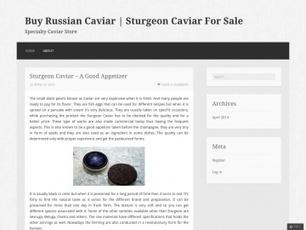 blackrivercaviar, Breckenridge, Colorado - Gravatar Profile | Buy Caviar | Scoop.it