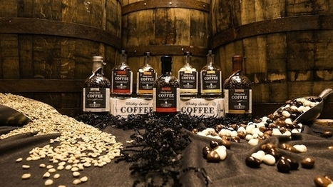 Whiskey Barrel Coffee is Exactly What it Sounds Like | Belco - coffee universe | Scoop.it