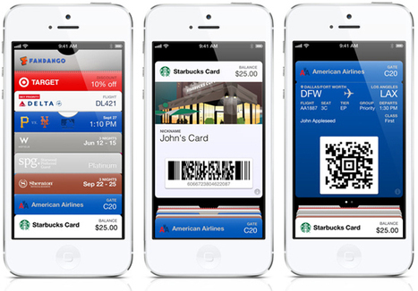 Websites to Create and Manage iOS Passbook Passes – Best Of | iWorld | Scoop.it
