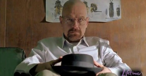 Chemistry Jokes Are a Lot Funnier When Told by Walter White | Chemistry | Scoop.it