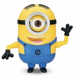 Despicable Me Action Figures | Hot Christmas Toys 2013 | Christmas | Scoop.it