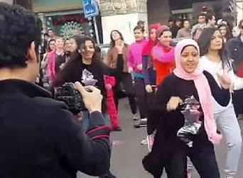Egypte:  Un flashmob contre le harcèlement sexuel | Égypt-actus | Scoop.it