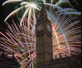 New Year Celebrations in England - Elementary English Reading Activity | British life and culture | Scoop.it