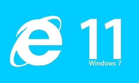 #Sécurité: #Windows 7 : les entreprises devront passer à #IE 11 avant le 12 janvier prochain | #Security #InfoSec #CyberSecurity #Sécurité #CyberSécurité #CyberDefence & #eCommerce | Scoop.it