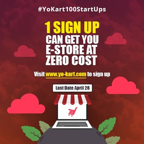 Yo!Kart now, even more, startup-friendly with its #YoKart100Startups event | internet marketing | Scoop.it