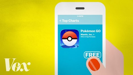 How Free-to-Play Games LikePokémon Go Actually Make Money | Linguagem Virtual | Scoop.it