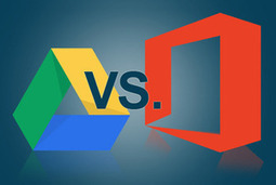 Office showdown: Microsoft Office 365 vs. Google Apps | PCWorld | E-Learning and Online Teaching | Scoop.it