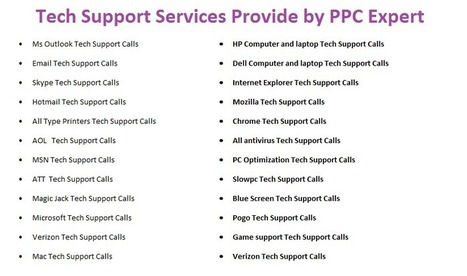 Quality Call Provide for Tech Support By PPC Expert @9810560504 Delhi NCR | PPC for Tech Support 7503020504 | Scoop.it