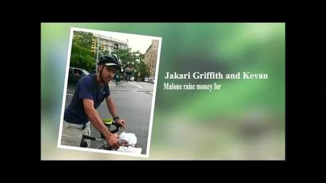 Jakari Griffith- Assistant Professor & Cycling Enthusiast | Education | Scoop.it