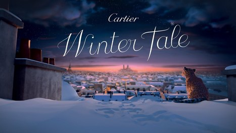 Cartier Winter Tale | 16s3d: Bestioles, opinions & pétitions | Scoop.it