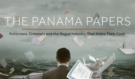 Los papeles de Panamá: su intrahistoria periodística   Periodismo ético   Scoop.it