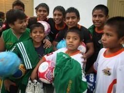Niños Triquis jugarán en el DF - Ehui | Ecología y salud | Scoop.it
