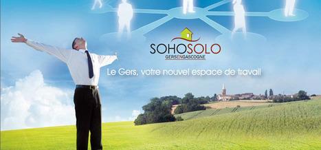 Changez de vie, devenez télétravailleur à la campagne grâce à Soho Solo Gers – PARCOURS FRANCE, le Salon pour vivre et réaliser vos projets en régions !   S'installer et vivre à la campagne   Scoop.it