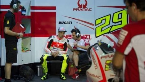 Andrea Iannone to ride a Ducati Panigale at Laguna Seca | Ductalk Ducati News | Scoop.it