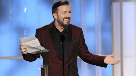 Netflix Is Getting a Ricky Gervais Comedy Show   TV Show News   Scoop.it