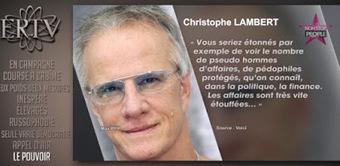 Le meilleur de l'actualité: Christophe Lambert dénonce les pédocriminels aux manettes #media | Toute l'actus | Scoop.it