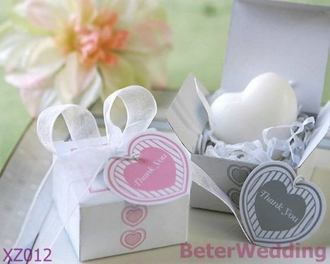 Aliexpress.com : Buy 42set Free Shipping Party Decoration XZ012 Gift Box Heart Mini Soap   Pink Box used as birthday gifts and wedding favors from Reliable Party Decoration suppliers on Your Unique... | Soap Gift Set, Wedding Bubbles | Scoop.it