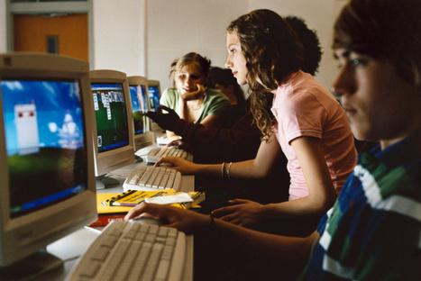 What if Academic Tests Were Video Games? | APRENDIZAJE | Scoop.it