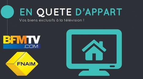 En quête d'appart - L'émission de télé immobilière qui va générer des leads pour vos mandats exclusifs! - Immobilier 2.0 | immobilier toulouse | Scoop.it