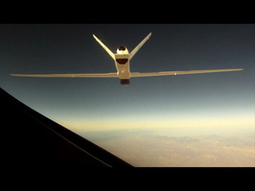 Northrop Grumman demonstrates Unmanned Aerial Vehicle air-to-air refueling | Defence Aviation | YF-23 | Scoop.it
