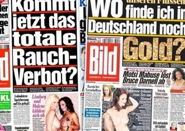 Le site du quotidien allemand Bild bientôt semi-payant | Les médias face à leur destin | Scoop.it